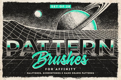 Affinity Pattern Brushes