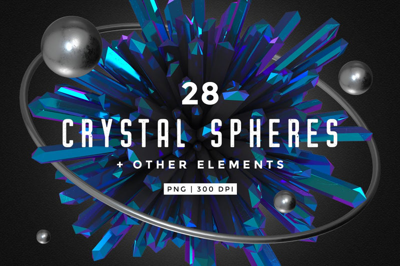 Crystal Spheres + Other Elements