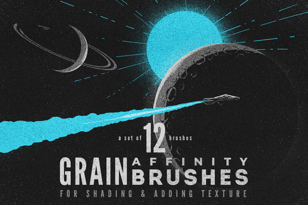 Grain Affinity Brushes