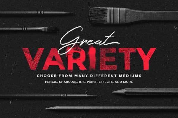 Procreate Brushes Bundle