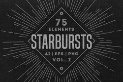 Retro Starbursts Vol. II