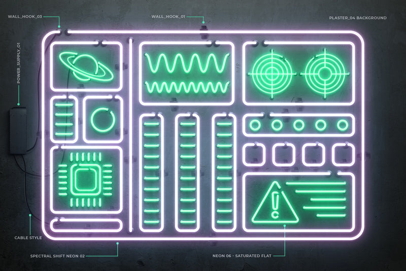 The Neon Toolbox