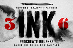 Ink Procreate Brushes