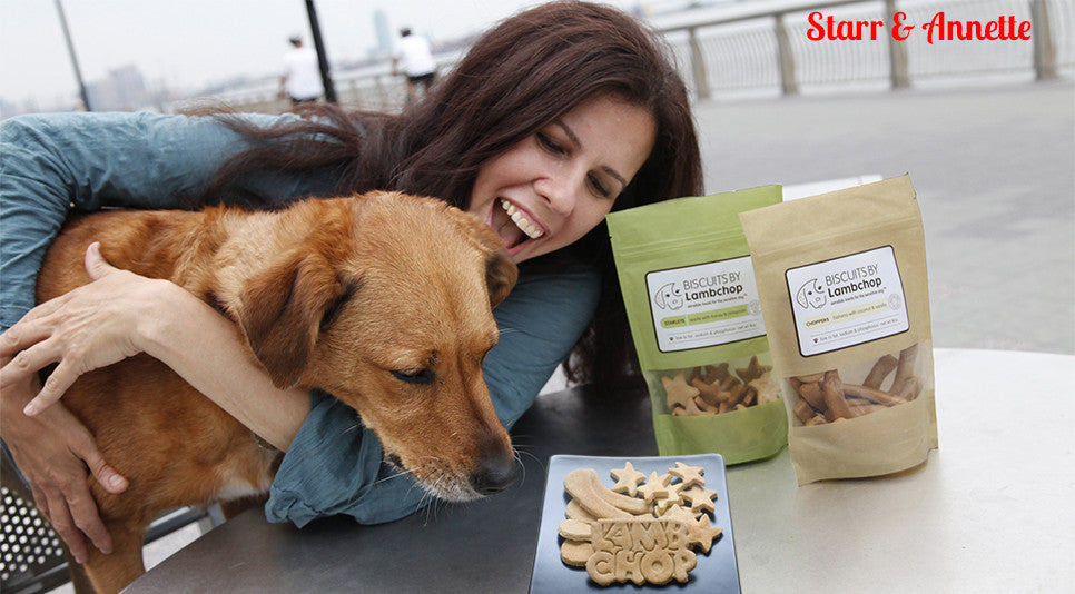 Starlet Chief Cookie Officer & Official Spokesdog