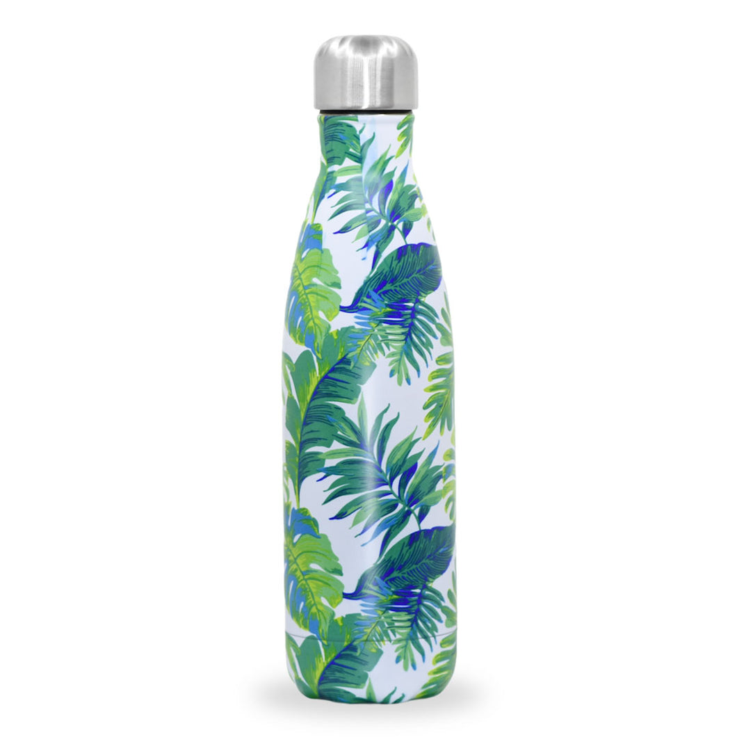 bouteille isotherme inox jungle 500ml