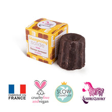 Charger l'image dans la galerie, Shampoing solide chocolat - Cheveux normaux
