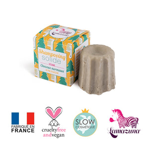 Shampoing solide Pin - Cheveux normaux