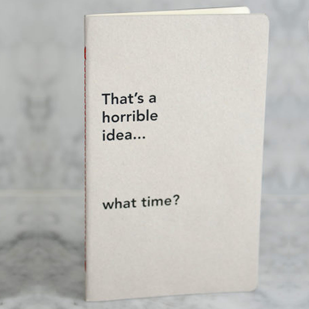 A5 Notebook - Ideas