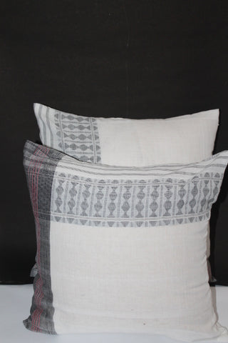 Handloom Gamosa Cushion covers