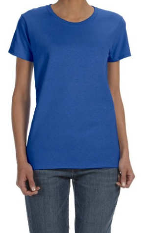 Gildan G500L Womens 5.3 oz. T-Shirt