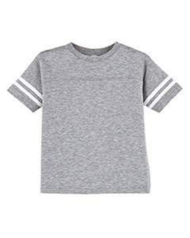 Rabbit Skins 3037 Toddler Football Fine Jersey T-Shirt