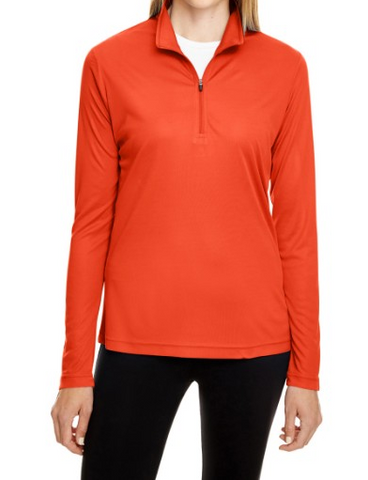 Team 365 TT31W Womens Zone Performance Quarter-Zip
