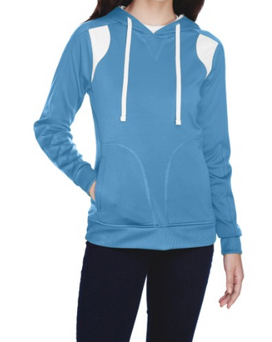 Team 365 TT30W Womens Elite Performance Hoodie