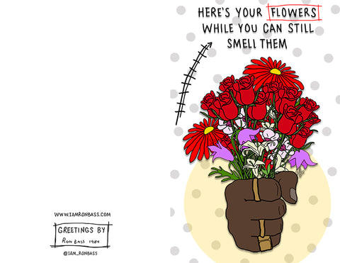 Smell Your Flowers