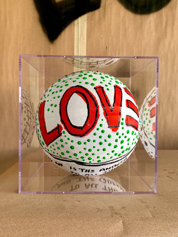 """BALL OF LOVE"""