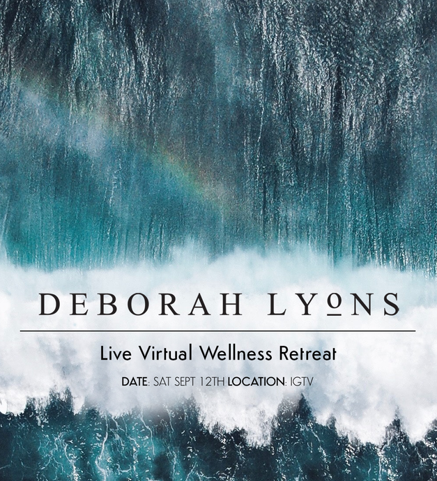 Join Our Live Virtual Wellness Retreat 'Debstock'
