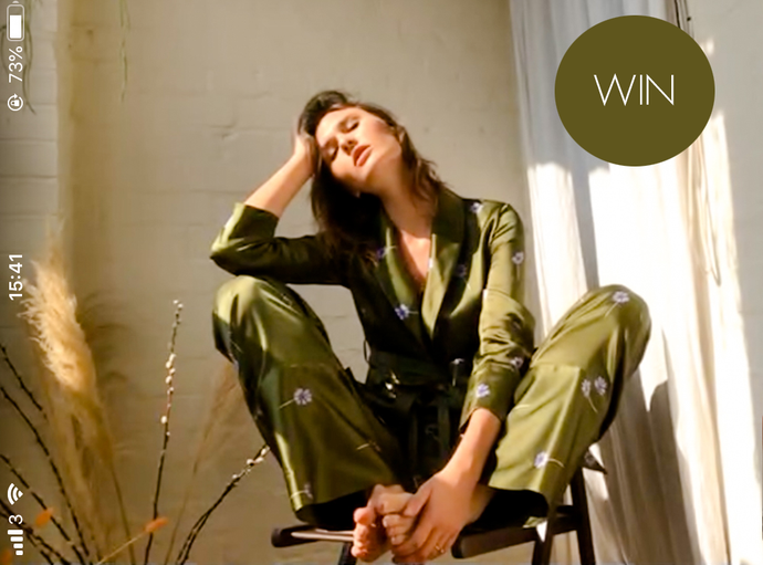 Win Our New Dita Duo pyjamas