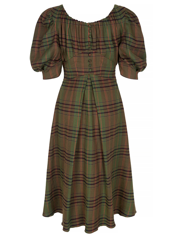 Deborah Lyons Audley Dress_Front