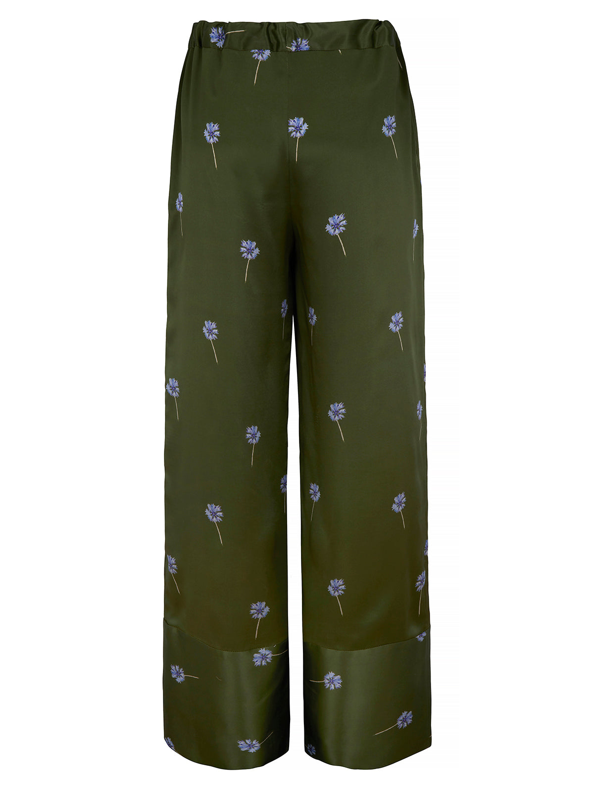 Deborah Lyons Dita Duo Silk Pyjamas_Bottoms_Front