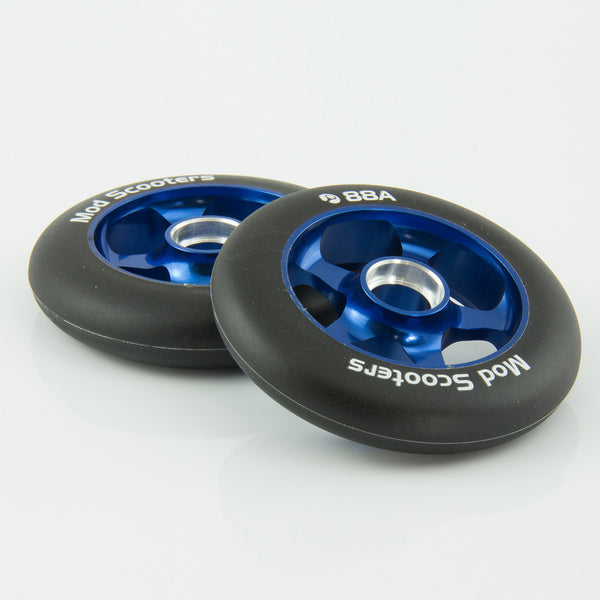 Mod 110mm Super Light Alloy Gorgeous Wheel (SL-AG) in Blue