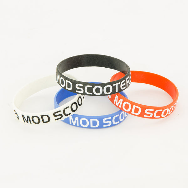 Mod Scooters Wrist Bands