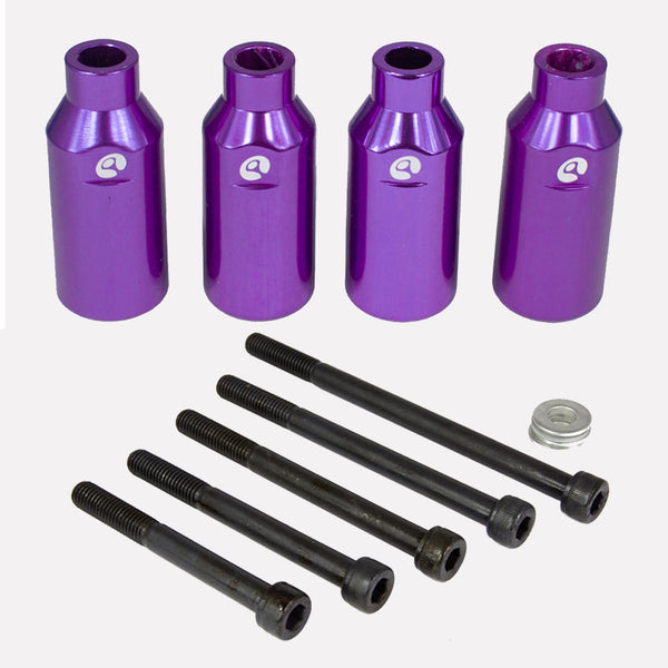 Mod Modular Scooter Pegs in Purple