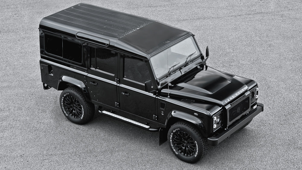 Introducing the Land Rover Chelsea Defender 2.2 TDCI XS 110
