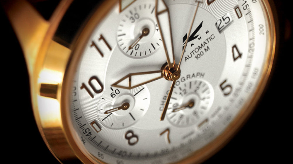 Timepieces for the thinking man