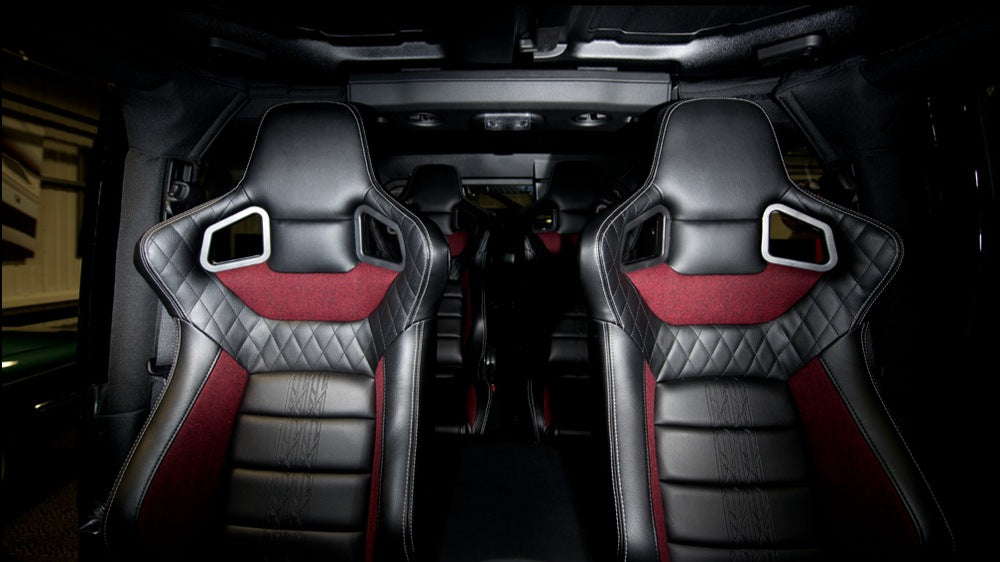 Special Offer: GTB Sports Seats Trimmed in Artico