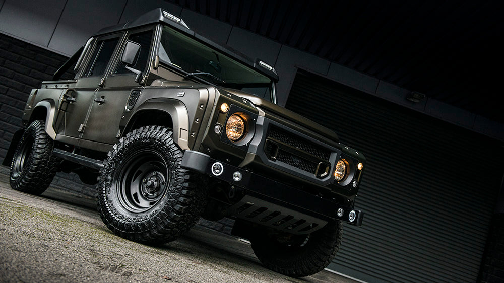 View From The Press: A wide track, rugged overhaul for the trusty Defender