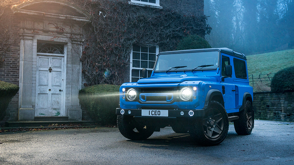 Chelsea Truck Company Land Rover Defender 90 The End Edition