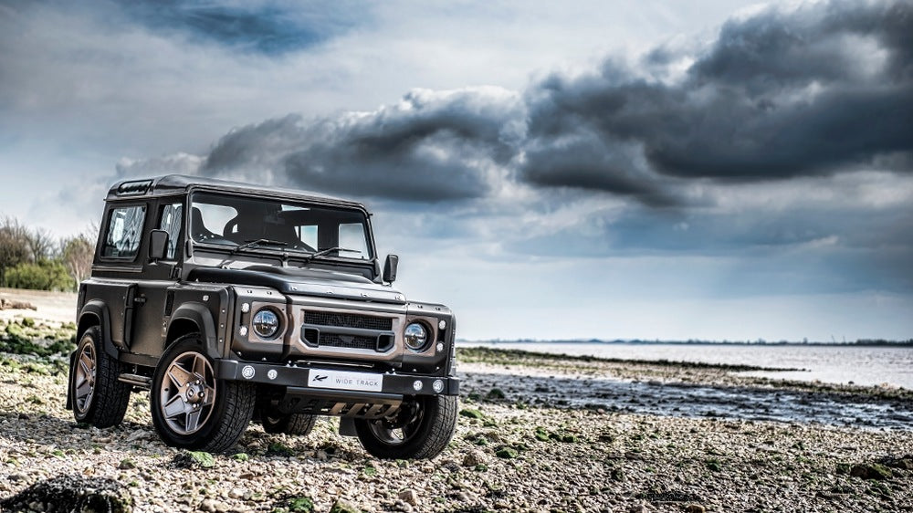 EXPERIENCE THE ADVENTURE: CHELSEA TRUCK COMPANY DEFENDER WIDE TRACK