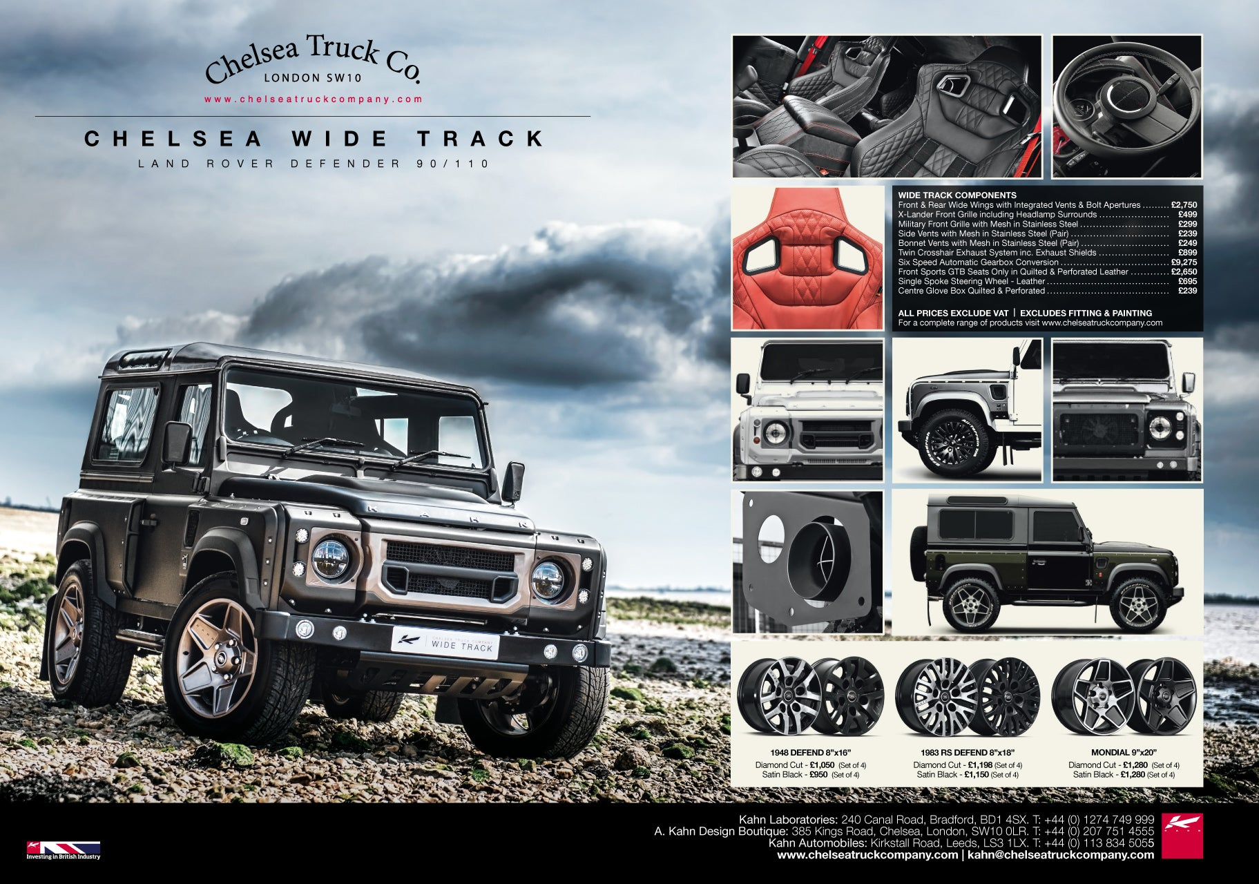 Land Rover Monthly Magazine 2014