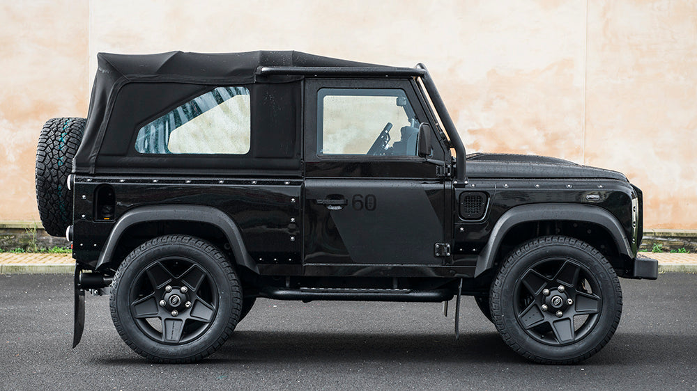 View From The Press: Land Rover Defender SVX by Kahn Design