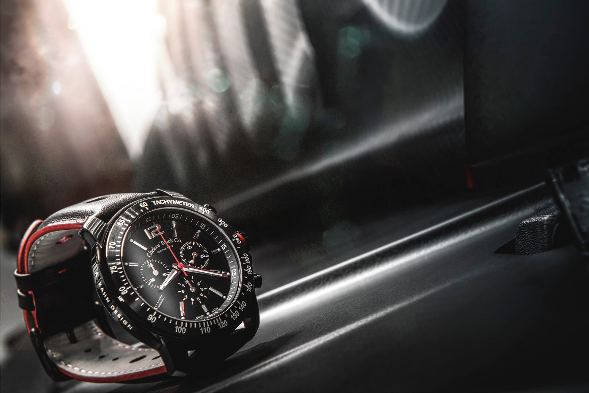 Discover the Chelsea Truck Company range of timepieces