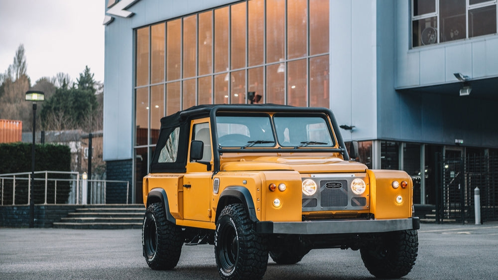Chelsea Truck Company Homage II Unveiled