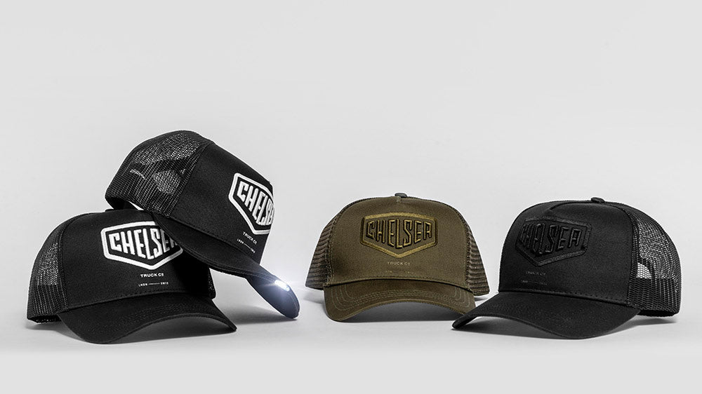 Chelsea Truck Company Trucker Caps Unveiled