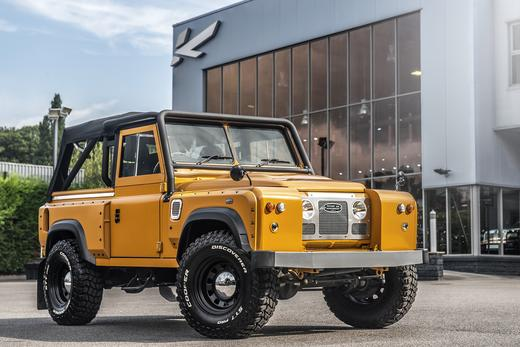 Land Rover Defender 90 Homage II
