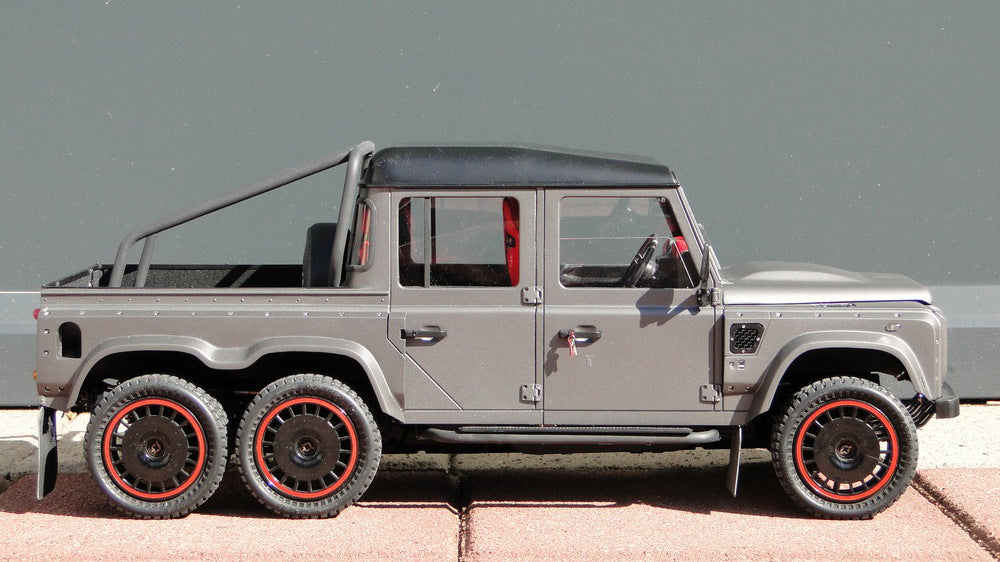 Update: Flying Huntsman 110 6x6 Pickup Model