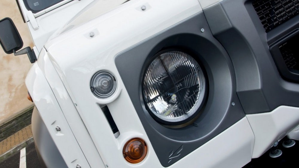 Special Offer: Defender X-Lander Front Grille with Headlight Surrounds