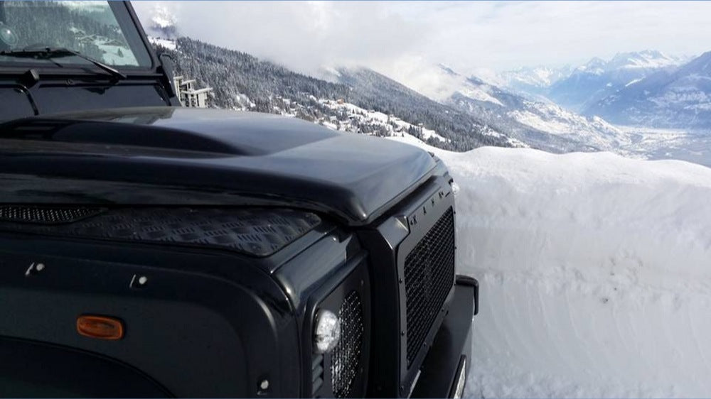 Land Rover Defender 2.2 TDCI XS 90 - Wide Track – Snow Cool
