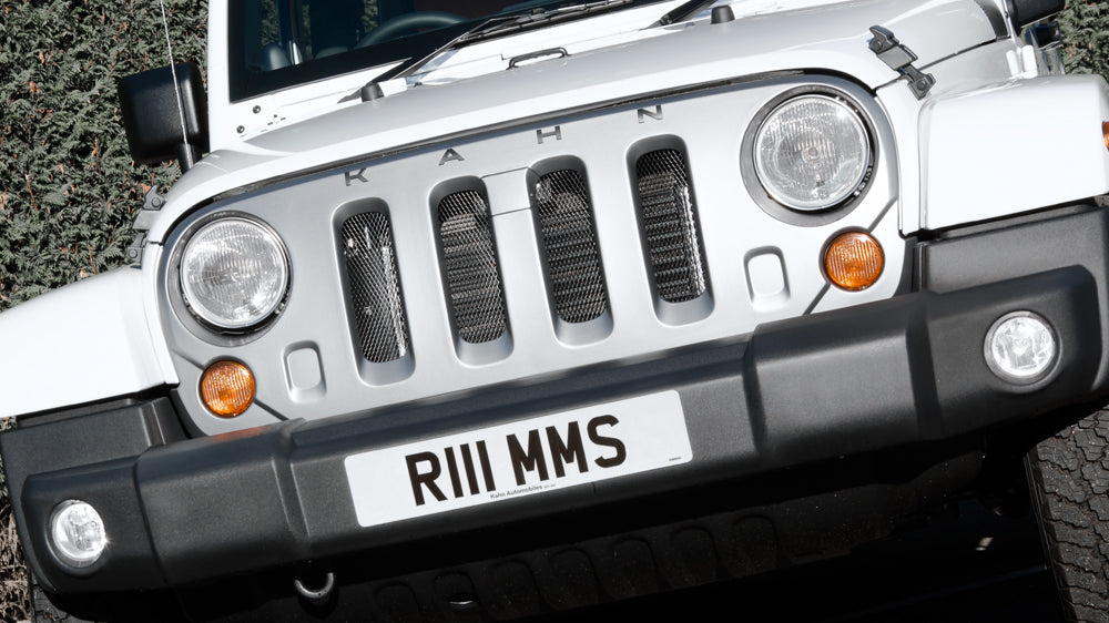 Choose Your Own Registration Plate: RIII MMS