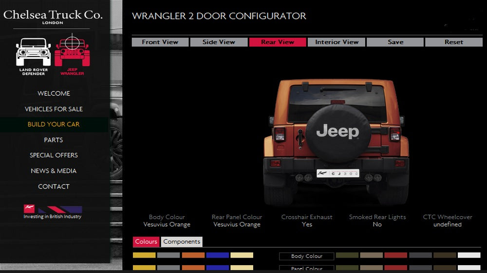 How We Would Spec It: 5 Ways To Customise Your CJ300 Jeep Wrangler
