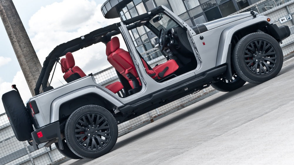 5 CJ300 Chelsea Truck Company Features That Epitomise Style