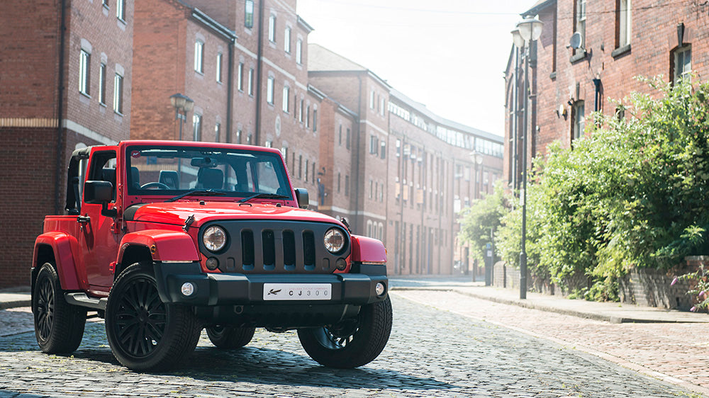 Four Jeep CJ300 Features Off-Roaders Will Love