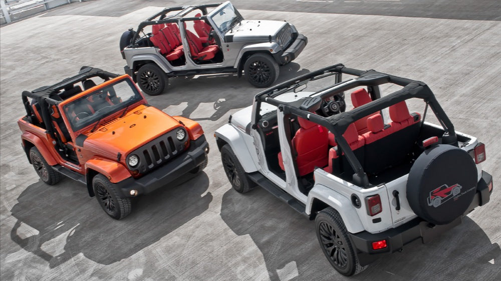 6 Important Safety Features For Your Chelsea Truck Company CJ300 Jeep Wrangler