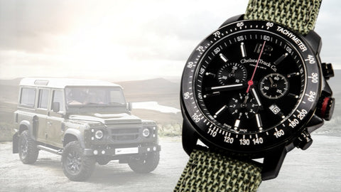Chelsea Truck Company Timepieces