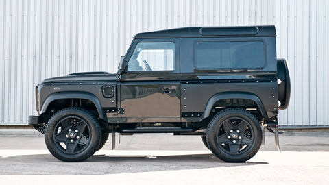 Say Hello To The Land Rover Defender 2.2 TDCI XS 90 The End Edition