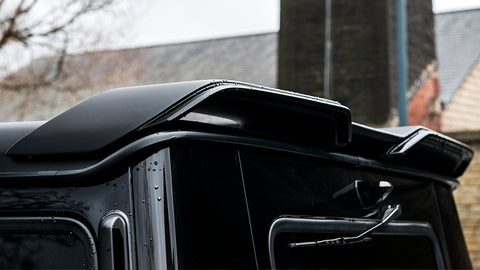 View from the press: Chelsea Truck Company showcases their Mercedes-Benz G63 AMG-Hammer Edition