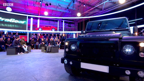 Meet the Chelsea Truck Company Land Rover Defender Wide Track Model